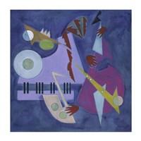 Moonlight and Music Fine-Art Print