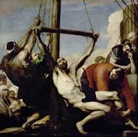The Martyrdom of St. Philip Fine-Art Print