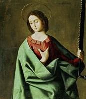 Saint Euphemia Fine-Art Print