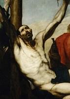 The Martyrdom of Saint Philip - detail Fine-Art Print