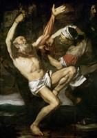 The Martyrdom of St.Bartholomew Fine-Art Print