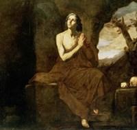Saint Mary of Egypt Fine-Art Print