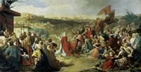 The Taking of Granada Fine-Art Print
