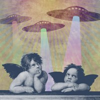 Meanwhile, Up In Heaven Fine-Art Print
