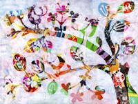 Girly Bird Fine-Art Print