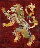 Lion Crest Fine-Art Print