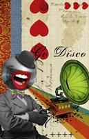 Go Disco Fine-Art Print