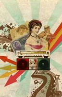 Retro Radio Fine-Art Print