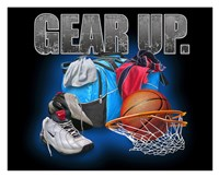 Gear Up Basketball Fine-Art Print
