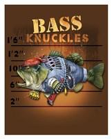 Bass Knuckles Fine-Art Print