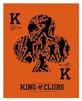 King of Clubs Fine-Art Print