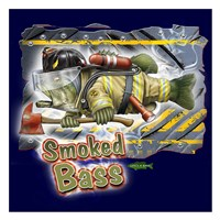 Smoked Bass Fine-Art Print