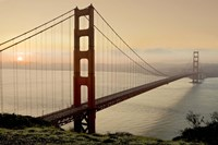Golden Gate Sunrise #2 Fine-Art Print