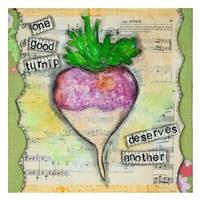 One Good Turnip Fine-Art Print