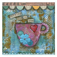 Morning Cup of Love Fine-Art Print
