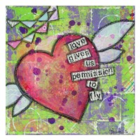 Love Gives Us Permission Fine-Art Print