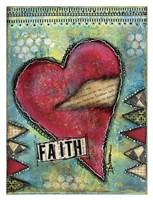 Faith Heart Fine-Art Print