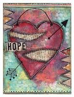 Hope Heart Fine-Art Print