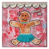 Gingerbread Love Fine-Art Print