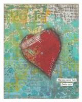 Trust Heart Fine-Art Print