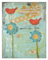 The Flowers are Springing Up Fine-Art Print