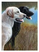 Hunting Companions Fine-Art Print