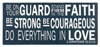 Guard Fine-Art Print