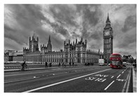 Double Decker, London Fine-Art Print