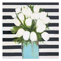 White Tulips Fine-Art Print