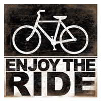 Enjoy the Ride - Bicycle Fine-Art Print