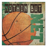 Nothin but net Fine-Art Print