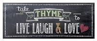 Take Thyme Fine-Art Print