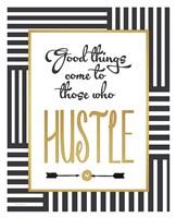 Faux Gold Hustle Fine-Art Print