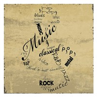 Music Note Fine-Art Print