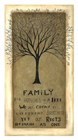 Family Tree Fine-Art Print