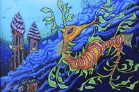 Ms .Dragonese Fine-Art Print