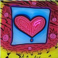 Heart 10 Fine-Art Print