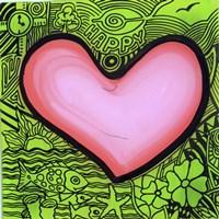 Heart 2 Fine-Art Print
