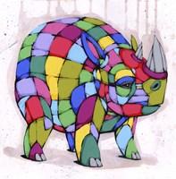 Born Colorful Fine-Art Print
