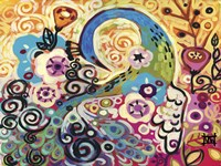 Whimsical Landscape Fine-Art Print