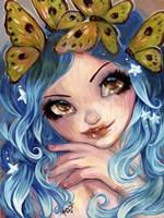 Crown Of Butterflies Fine-Art Print