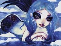 Ice Mermaid Fine-Art Print