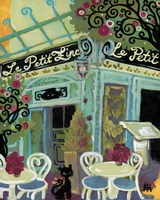 Le Petit Zinc Fine-Art Print