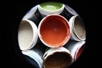 Color Cups & Tape 12 Fine-Art Print
