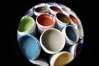 Color Cups & Tape 13 Fine-Art Print
