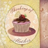 Cupcake Holidays II Fine-Art Print