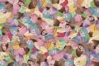 Cupcake Mania Fine-Art Print