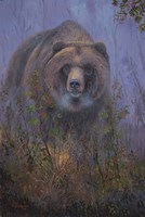Mountain Ash Grizzly Fine-Art Print