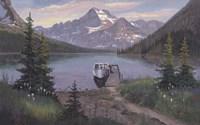 Lake Josephine Fine-Art Print