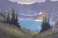 Iceberg Lake Fine-Art Print